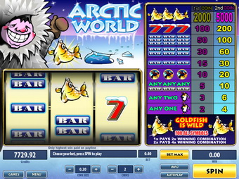 Artic world