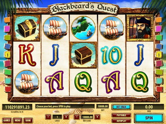 Black Beard Quest