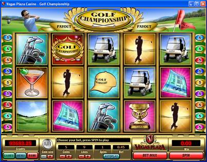 Golf Champions Slot - Play Free Spadegaming Games Online