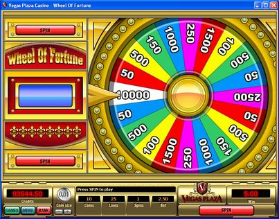 wheel of fortune casino game free online